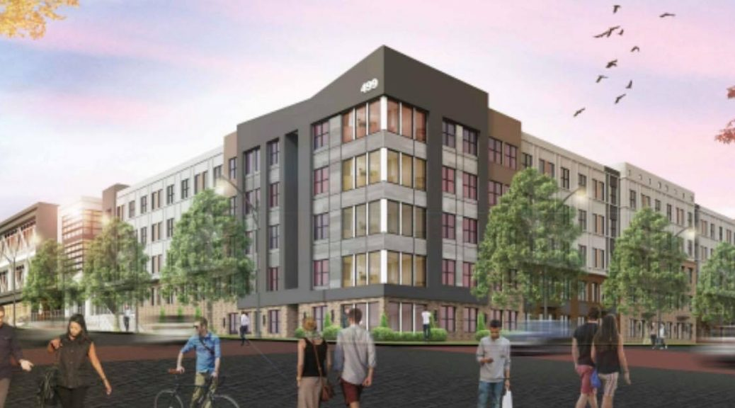 Morehouse College Medical Mixed-Use Facility