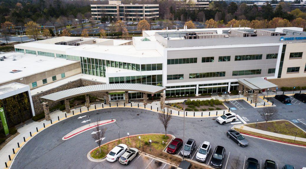 Kasier Permanente Office Building